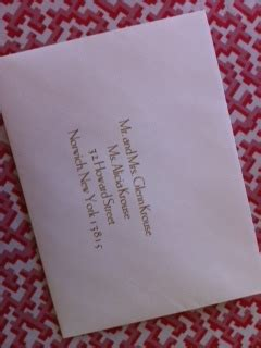 how do you address a wedding invitation to priest envelope addressing service maureen h stationery and invitations