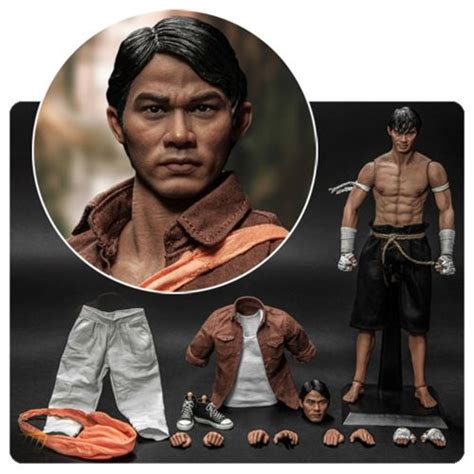 film action ong bak 1 ong bak ting 1 6 scale collectible action figure storm
