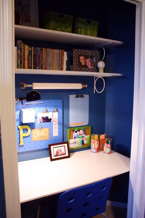 closet desk diy turn your closet into an office or desk area trusper