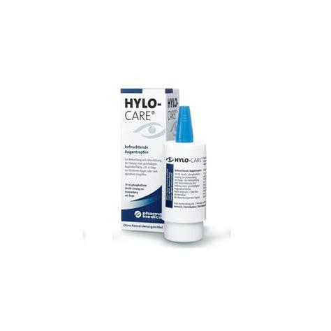 hydration drops hylo care hydration eye drops 10ml purepara