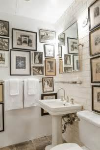 bathroom walls decorating ideas classic bathroom wall decor