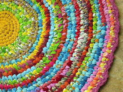 wholesale rag rugs rag rug from sheets or t shirts the idea must try now to learn how to actually