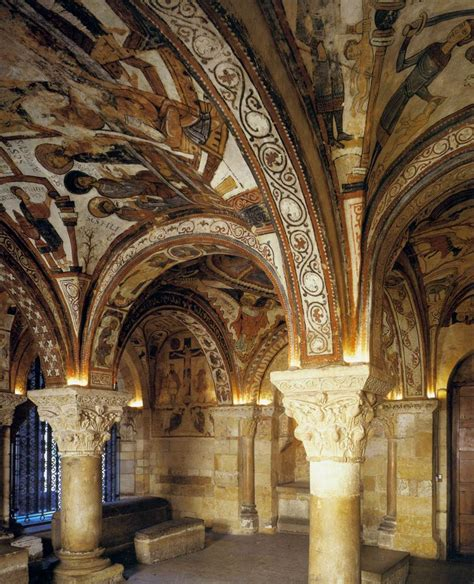 romanesque interior painting поиск в middle
