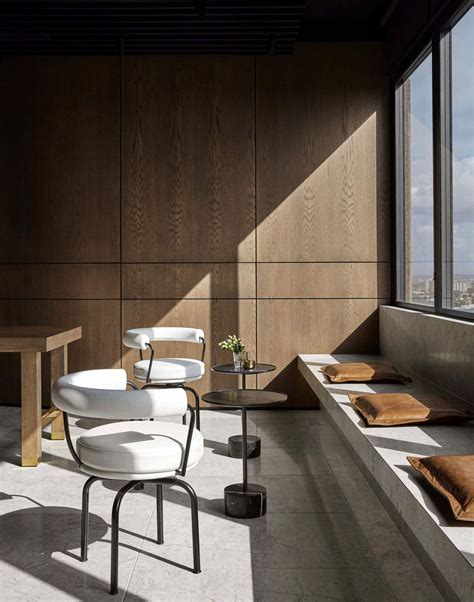 Interior Design Melbourne Residential by Pdg Melbourne Office By Studio Tate Bench