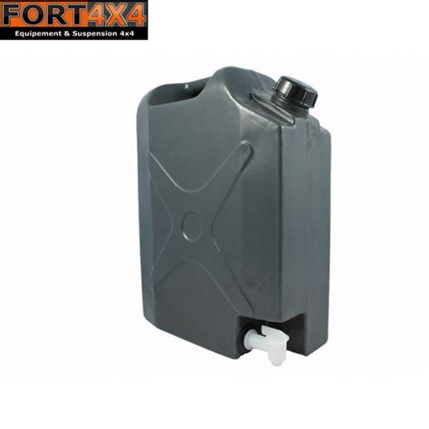 Jerrican Alimentaire Avec Robinet 3342 by Jerrican Carburant Et Support Jerrican Fort 4x4