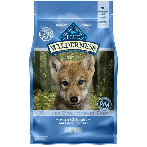 blue buffalo wilderness puppy blue buffalo wilderness chicken puppy food petco