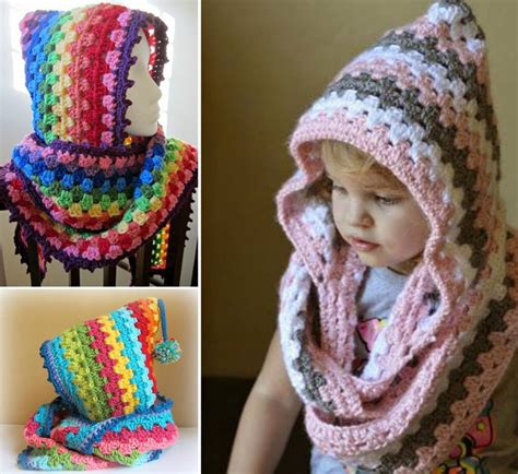 free pattern hooded cowl crochet hooded cowl free patterns beesdiy com