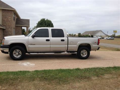electric power steering 2008 chevrolet silverado 2500 seat position control sell used 2007 chevy 2500 hd 4x4 duramax in weatherford texas united states for us 15 250 00