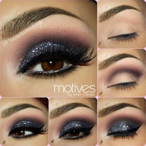 Eyeshadow Za 2015 shimmer eye makeup tutorials for occasions