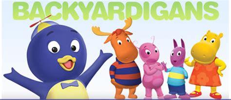 Backyardigans Os Cine Baby Os Backyardigans 2 186 Temporada Completa