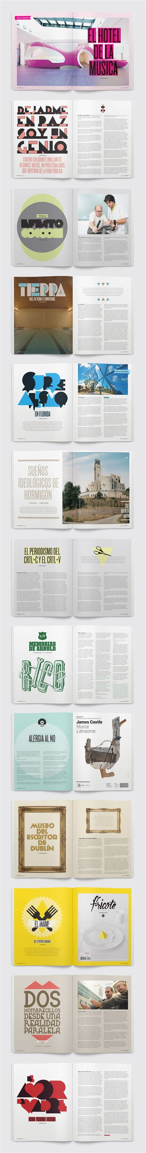 magazine layout for beginners 277 best images about booklet brochures inspirations on
