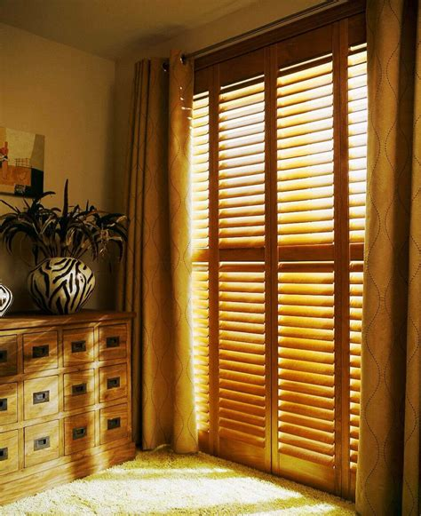 Interior Shutters For Windows Inspiration Delectable 80 Wooden Shutter Blind Inspiration Design Plantation Shutter Home Depot Interior