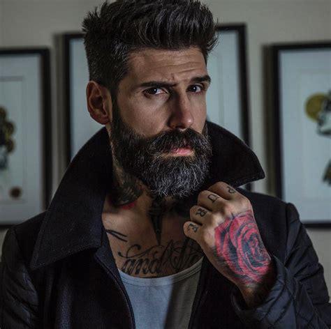 corte de barbas 100 fotos 50 de los peores benson con traje