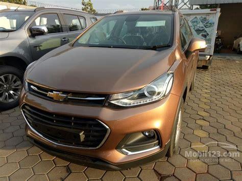 Chevrolet Trax 1 4l Ltz At jual mobil chevrolet trax 2017 ltz 1 4 di dki jakarta