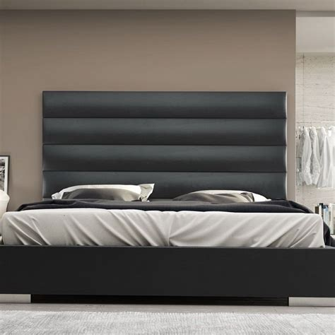 modern king bed frame modern cal king bed frame home design ideas