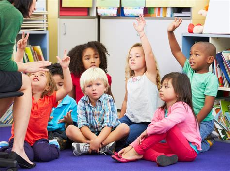 Prepared To Learn The Nature And Quality Of Early Care And Education For Preschool Age Children Pictures For Children
