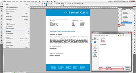Brief Design Vorlagen Tutorial Beispiel F 252 R Einen Gesch 228 Ftsbrief 187 Saxoprint