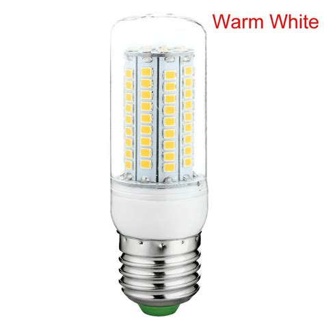 4000lm e27 220v 110v 20w 2835 smd 102 led corn light