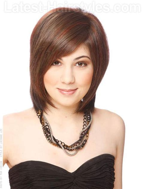 brunette hairstyles with layers 30layered bob hairstyles so hot we want to try all of them