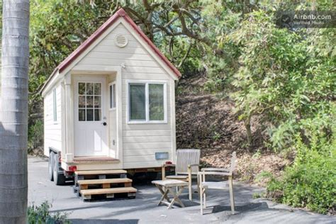 tiny home rentals experience a tiny house using this vacation rental in southern california tiny house pins