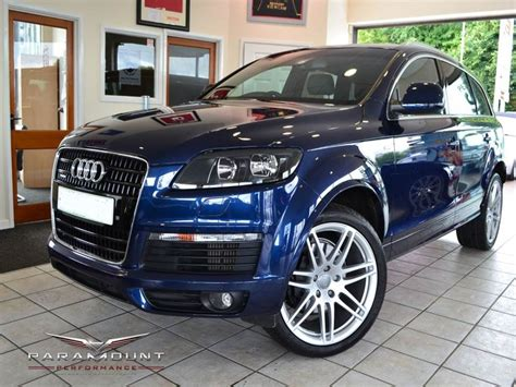 Audi Q7 Tunning by Audi Q7 Tuning And Audi Q7 Remap Tuning Ecu Remapping