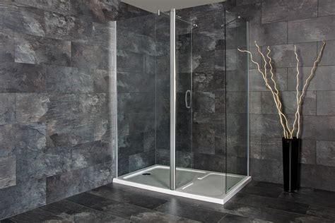 duschabtrennung ebenerdig walk in dusche duschwand barrierefreie duschkabine h 220 ppe