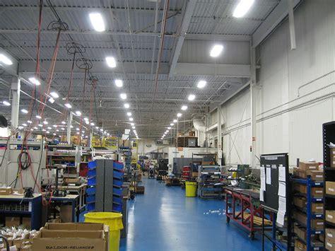 Lighting Fixtures Cleveland Ohio Energy Efficient Led Lighting For Manufacturers Led