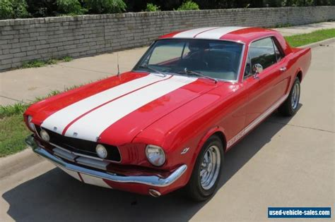 1965 ford mustang for sale in the united states