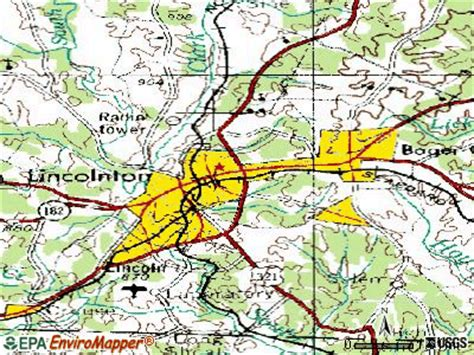 lincolnton carolina nc 28092 profile population