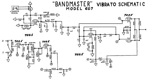 vibrato circuit schematic the free information society