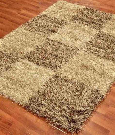 large brown shaggy rug ambadi brown shaggy rug large buy ambadi brown shaggy rug large at low