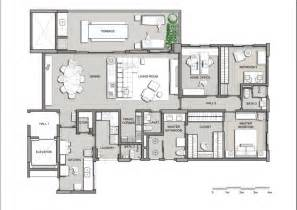 Contemporary Floor Plans by Modern Apartment Plans D Amp S Furniture