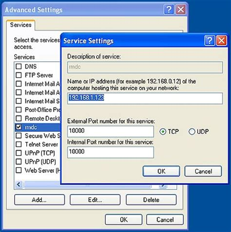 windows port mapping port forwarding server port mapping router