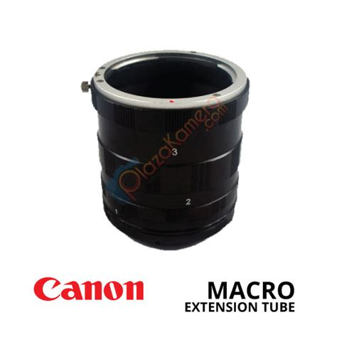 Stepup Ring By Aksesoris Foto macro extension for canon harga dan spesifikasi
