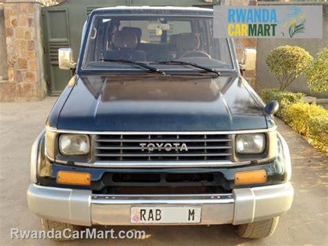 Car Types Toyota by Used Toyota Suv 1993 1993 Toyota Land Cruiser Type 2