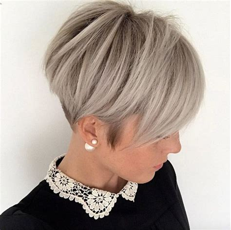 platinum hair color and cuts for over 50 women pictures best 20 platinum blonde pixie ideas on pinterest pixie