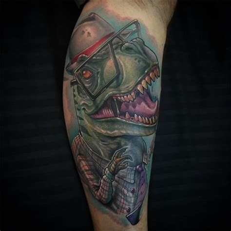 t rex tattoo t rex best ideas gallery