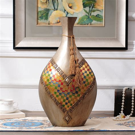 large ceramic home decor floor vase with price