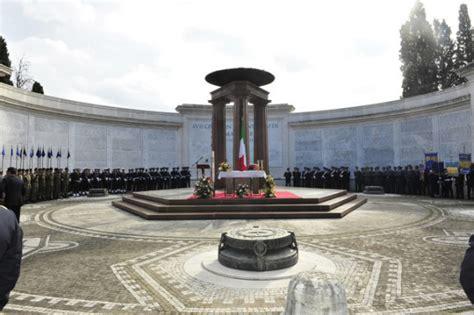 cimitero verano uffici sacrario militare verano
