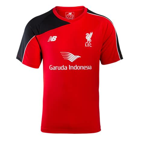 lfc launch new kit range for 2015 16 anfield