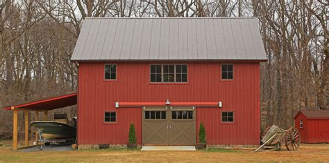 Carriage House Shed Plans by Post And Beam Carriage House Plans