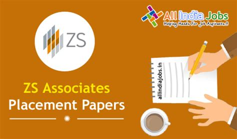 Zs Associates Mba by Zs Associates Placement Papers Pdf 2017 2018