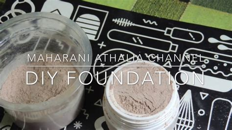 cara membuat video high quality diy foundation how to make foundation high quality and
