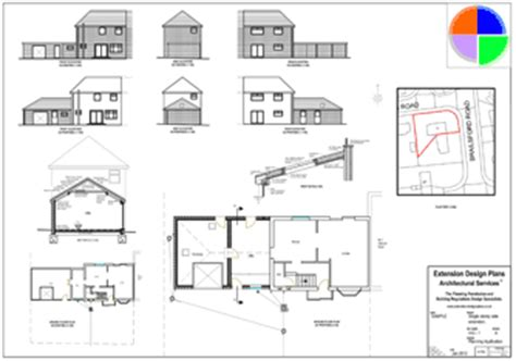 Single Storey House Plans by Single Storey Extension Plans And Drawings Builders