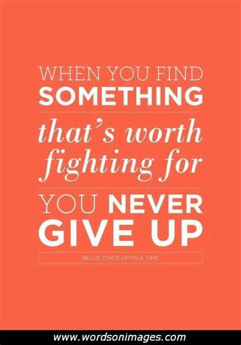 Never Give Up On Love Quotes. QuotesGram