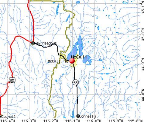mccall, idaho (id 83638) profile: population, maps, real
