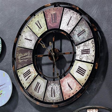 huge wall clocks top 17 big wall clock designs mostbeautifulthings