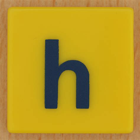 scrabble letter h junior scrabble letter h flickr photo