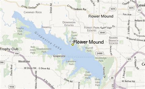 where is flower mound texas on the map flower mound weather station record historical weather for flower mound texas