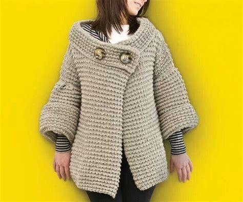 big needle knitting sweater patterns 39 best images about big needle knitting on